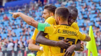 Белгия разпиля Тунис с 5:2 в най-резултатния мач на световното