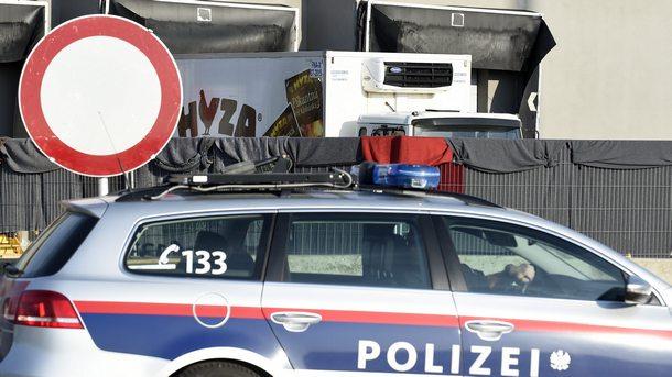 Камионът, собственост на български гражданин, открит на австрийска магистрала