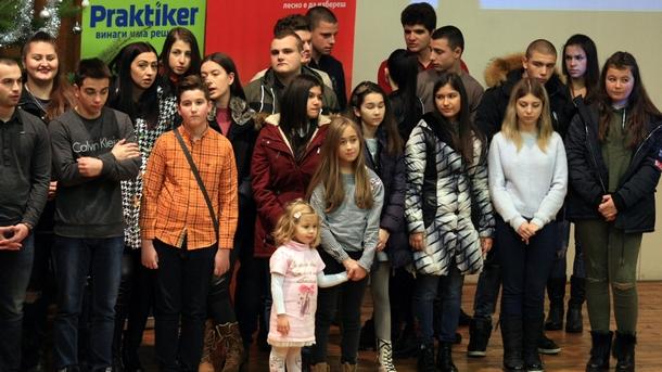 С концерт и демонстрация на техника за спасяване на бедстващи