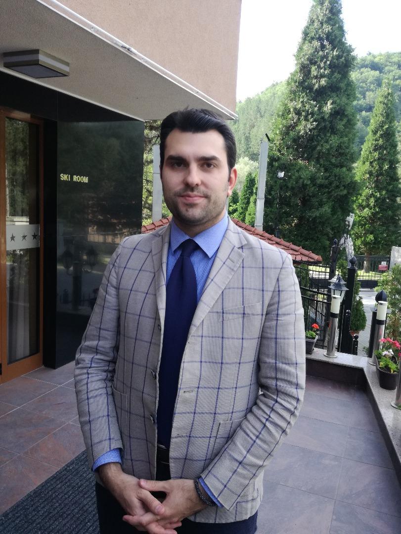 Заместник-министърът на външните работи Георг Георгиев
