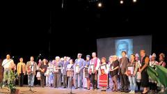 Лауреатите на сцената в Смолян.