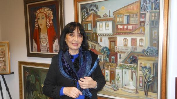 Великотърновската художничка Иваничка Панева