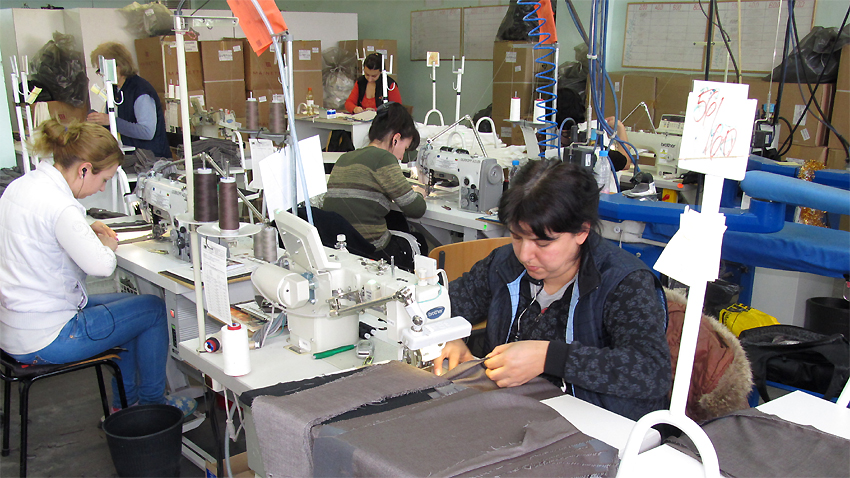Шивашкият труд е сред най-рисковите и застрашени от забавяне на трудовите възнаграждения от некоректни работодатели