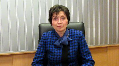 "Слава Иванова в студиото на програма ""Христо Ботев""."
