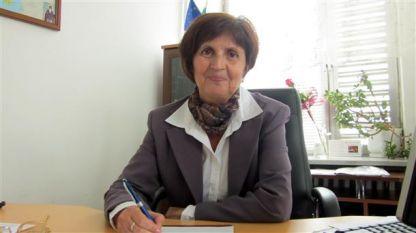 Марийка Василева- началник на РУО- Видин