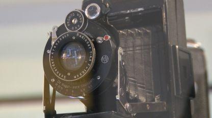 Експонат от музея на фотографията в Казанлък