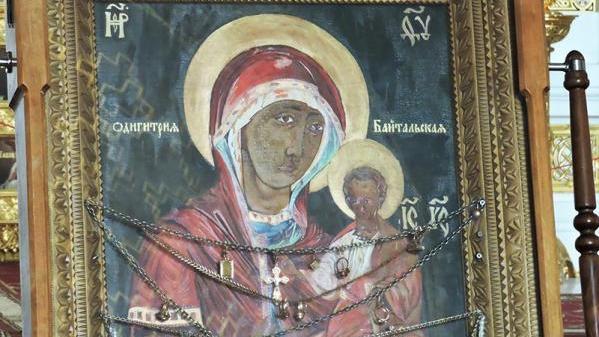 Украинската чудотворна икона
