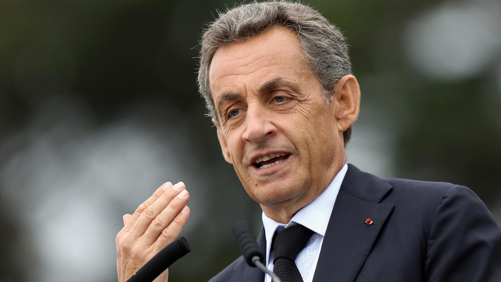 Никола Саркози