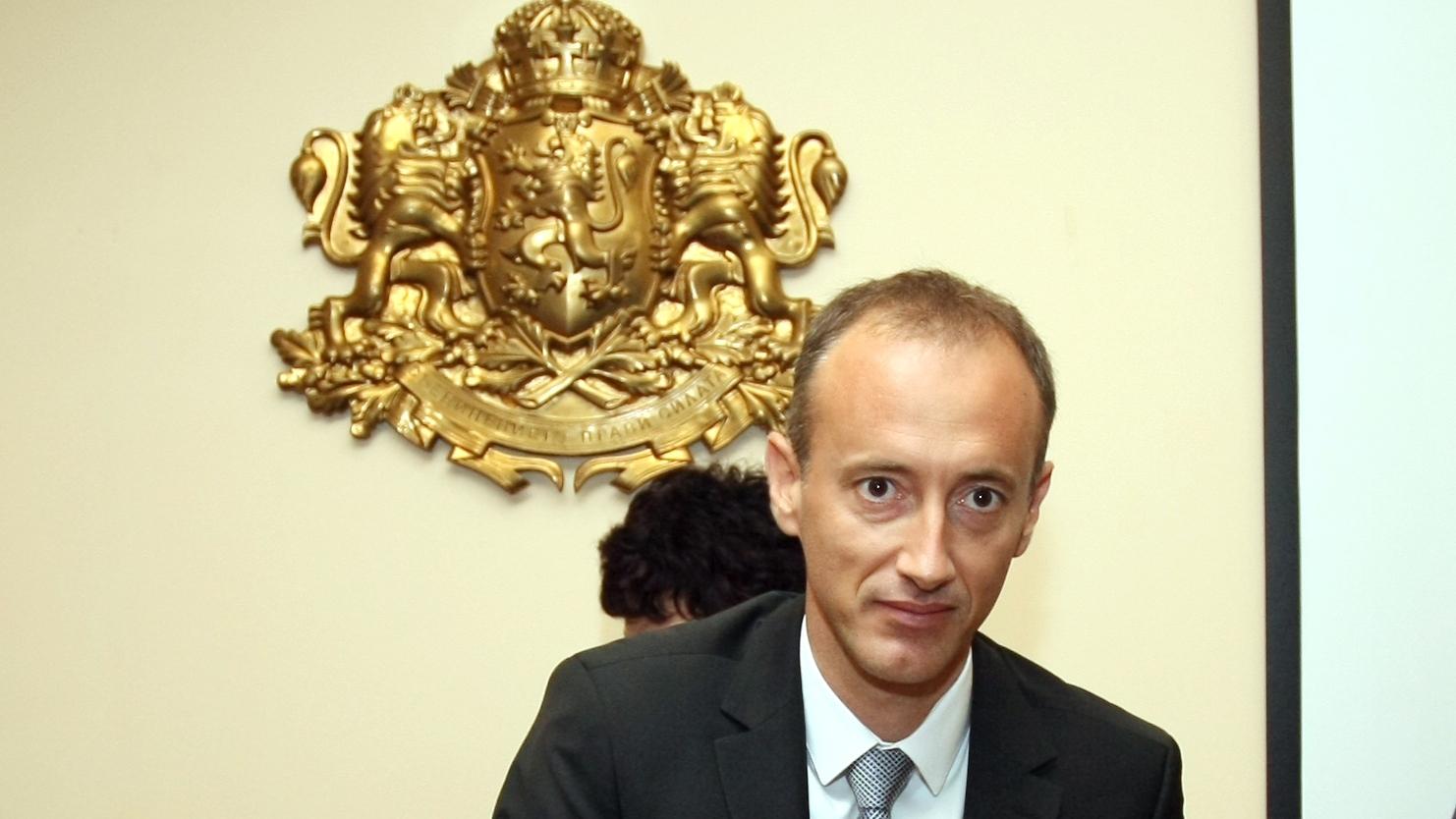 Красимир Вълчев: