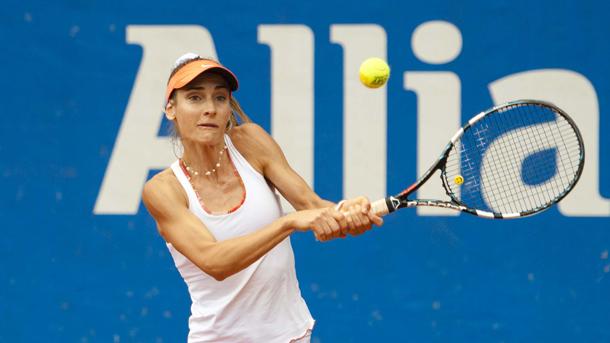 Българската тенисистка Диа Евтимова отпадна на четвъртфиналите на турнира на