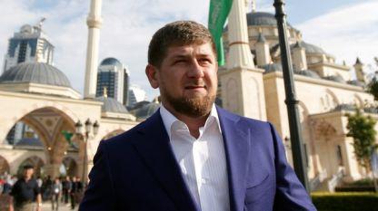 Приживе блогърът Имран Алиев бе критик на чеченския лидер Рамзан Кадиров (на снимката).