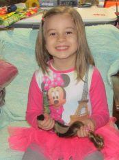 4-годишната Виктория Пощарова