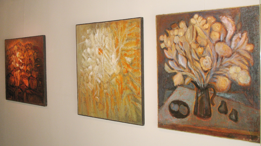 Paintings by Olga Valnarova