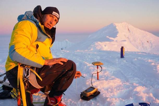 Николай Петков е един от най-известните алпинисти и катерачи с