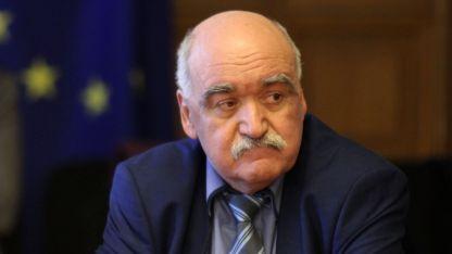 Професор Камен Плочев