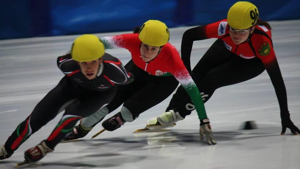 Маноилова стигна полуфинал на европейското първенство по шорттрек