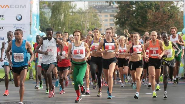 маратон на София