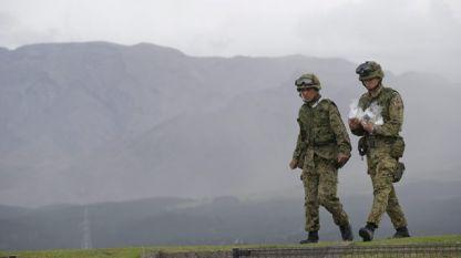 Японските военни са реагирали по тревога след сигналите за руски самолети на границата на въздушното пространство.