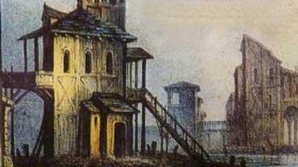 Либрето: Темистокле Солера и Франческо Мария Пиаве, базирано върху драмата
