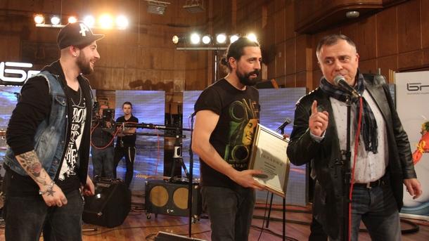 Генералният директор на БНР Александър Велев награди