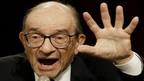Алън Гринспан
