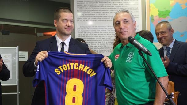 Христо Стоичков и Стилиян Петров ще играят в благотворителен мач