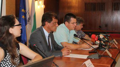 Заседание на Областната епизоотична комисия в Русе.