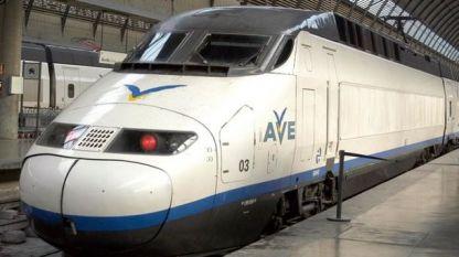 Сред 300-те отменени влака в Испания над 100 са високоскоростни.