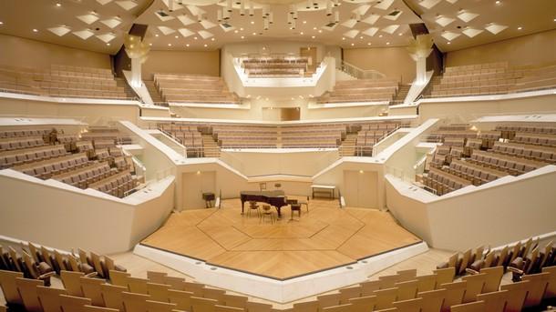 Камерната зала на Берлинската филхармония