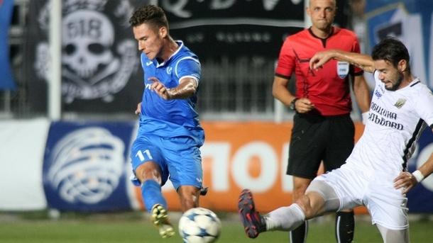 """""""Левски"""" се промъкна в продълженията във 2-ия кръг за Купата на България"""