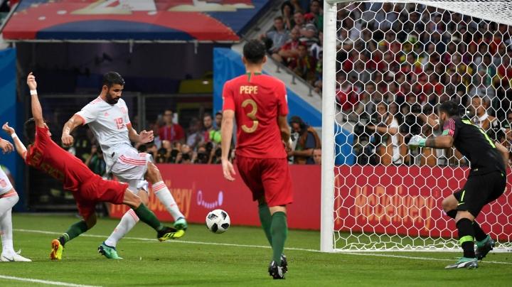 Диего Коста бележи втория си гол