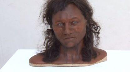 По извлечена ДНК британски учени направили лицева реконструкция на мъж, живял преди 10 000 години на Британските острови.