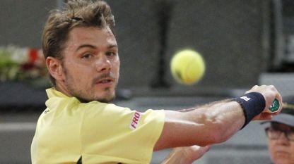 Станислас Вавринка отпадна от турнира в Мадрид