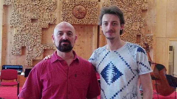 Красимир Щерев и Петър Керкелов