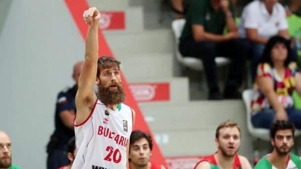 Националите по баскетбол завършиха без загуба предварителните квалификации