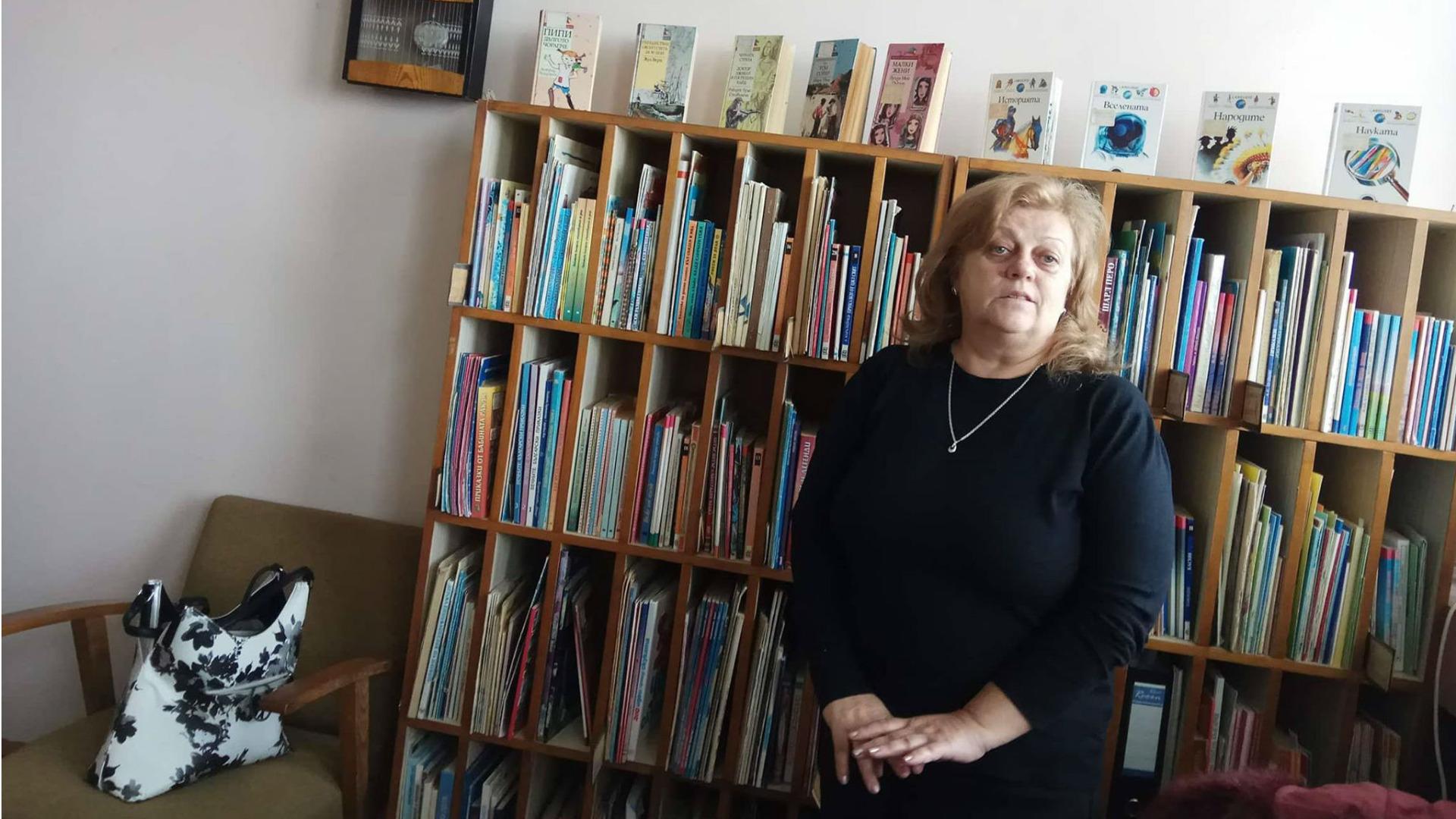 Стилияна Илиева - секретар на НЧ