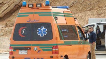 Няколко линейки прибраха пострадалите от мястото на катастрофата