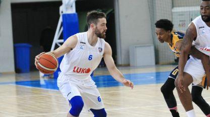 Баскетболистите на Левски постигнаха шеста поредна победа в първенството