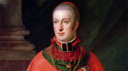 Портрет от Йохан Баптист фон Лампи