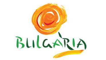 туристички лого Бугарске