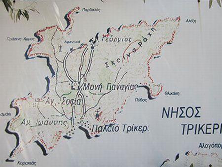 Остров Трикери