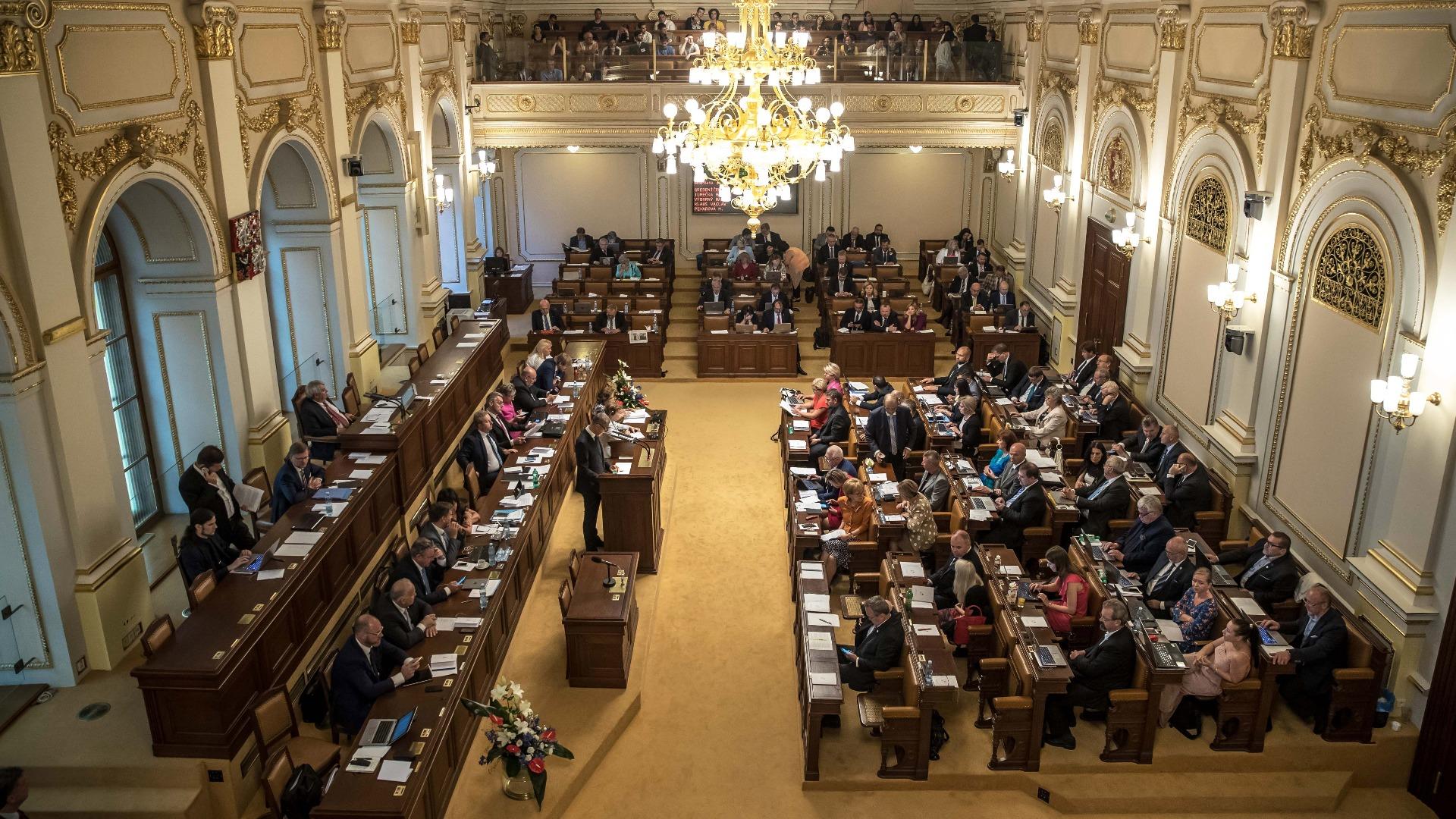 Долната камара на чешкия парламент гласува вот на доверие на