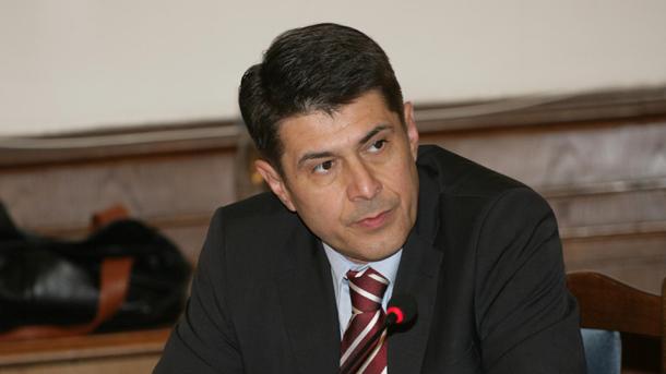 Димо Гяуров – сн. БГНЕС