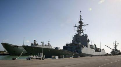 Американският боен кораб