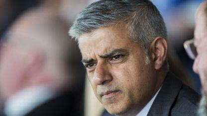 Садик Хан, кмет на Лондон