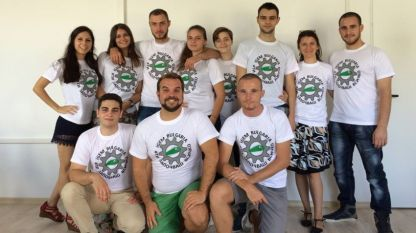 Българският отбор по синтетична биология