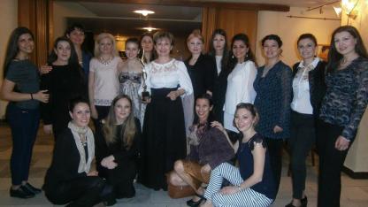 Ваня Монева и нейните