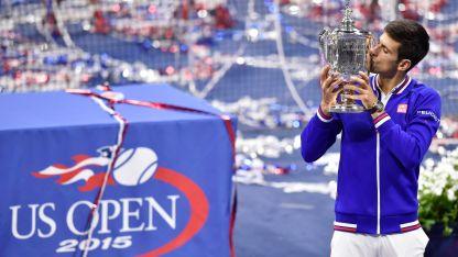 Новак Джокович е печелил три пъти турнира в Ню Йорк.