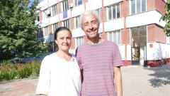 Събина и Владимир живеят в Германия, но ще кажат своето