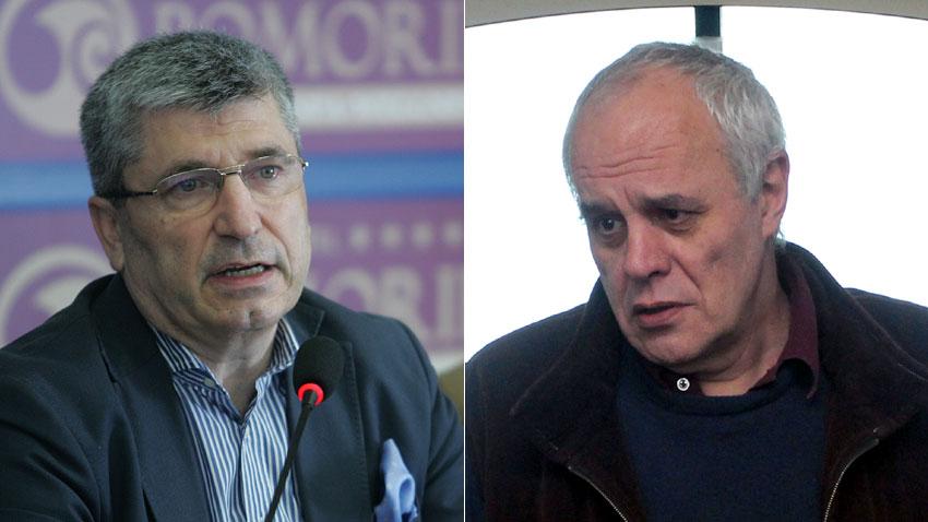 Илијан Василев и Андреј Рајчев